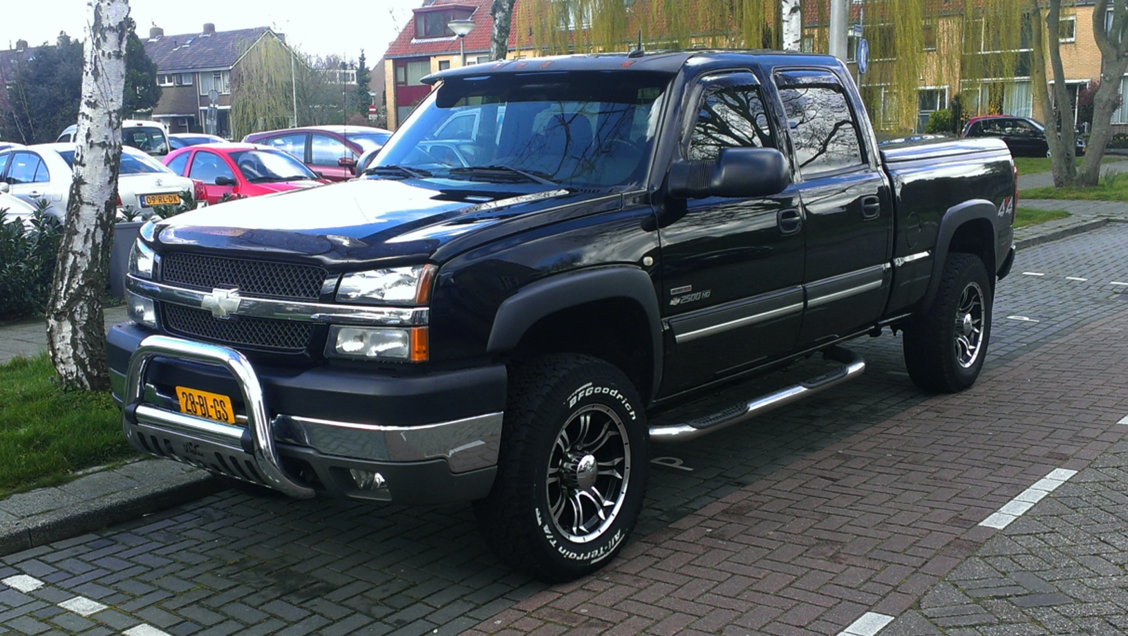 file chevrolet silverado 2500 wikimedia commons. Black Bedroom Furniture Sets. Home Design Ideas