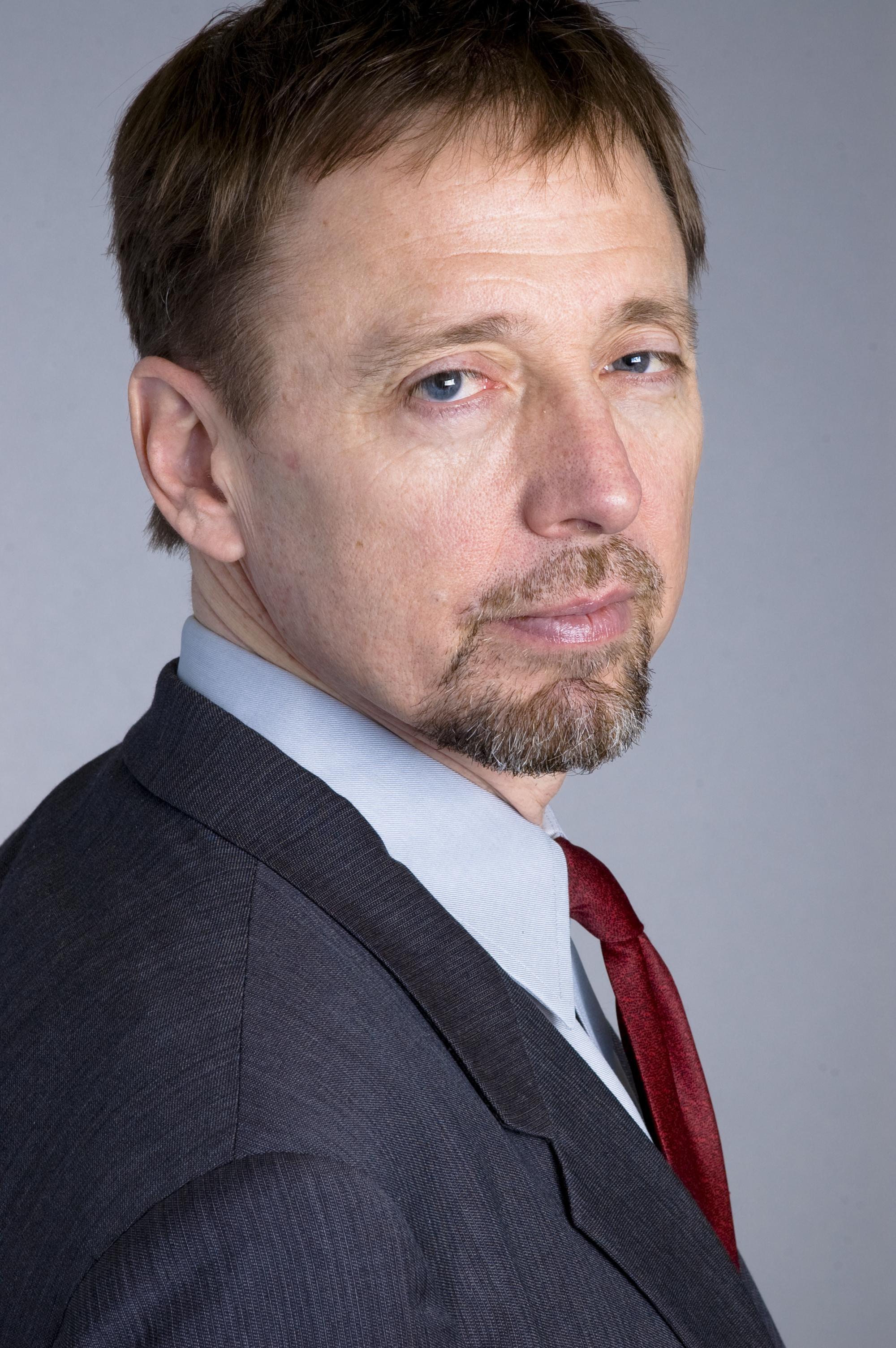 Chris Voss in 2007.