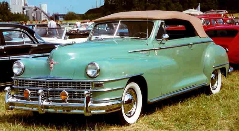 File Chrysler Convertible 1948 Jpg Wikimedia Commons