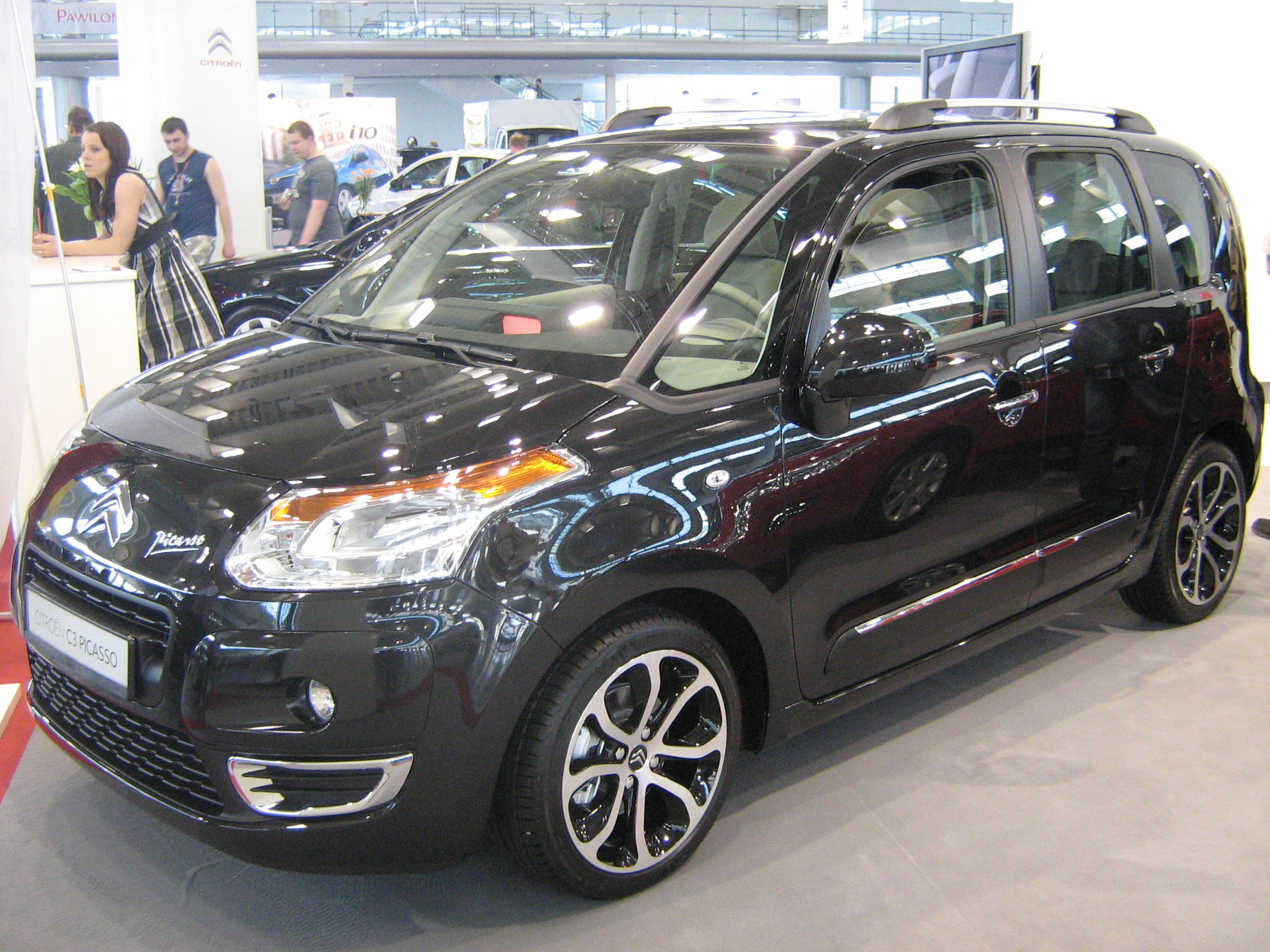 file citroen c3 picasso front psm wikimedia commons. Black Bedroom Furniture Sets. Home Design Ideas