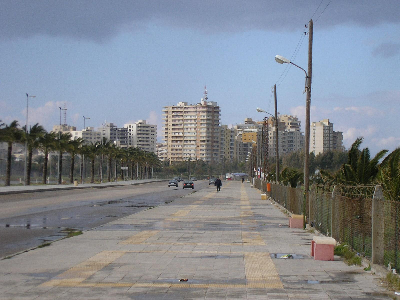 City Road 01