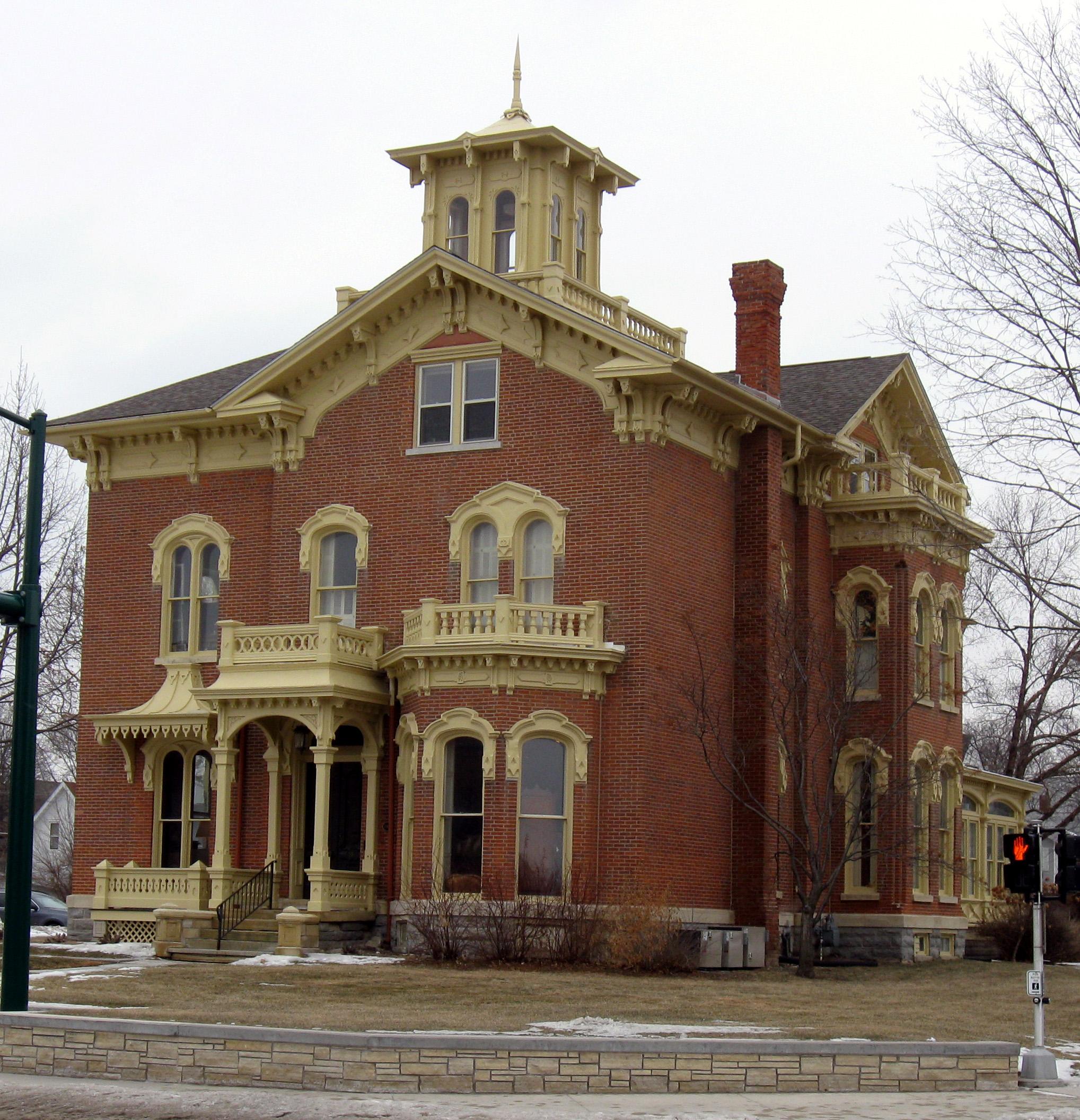 File Close House Iowa City Jpg Wikimedia Commons