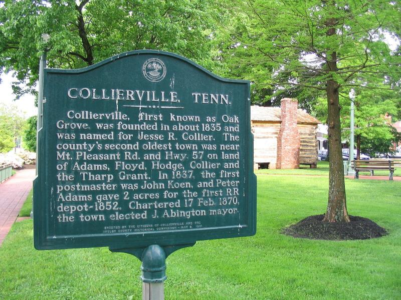 what county is collierville tennessee in