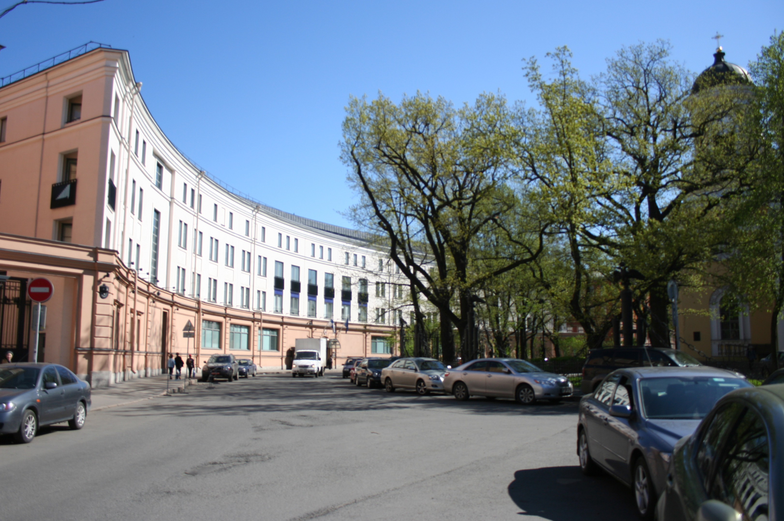 Consulate General of Finland in St. Petersburg