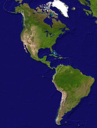 Cartina Fisica America Latina.America Wikipedia