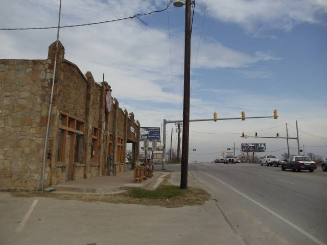 کرسون، تگزاس