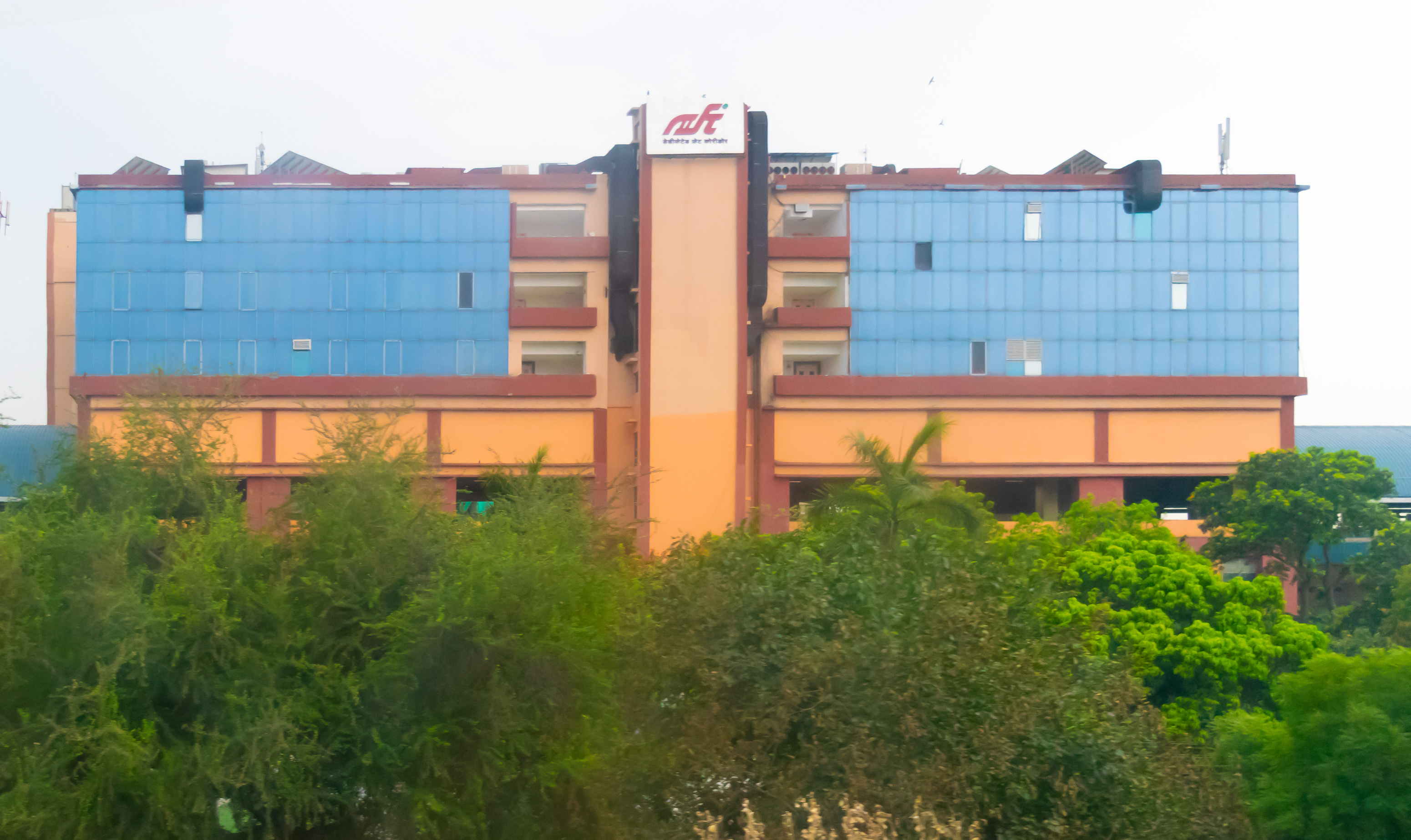 Dedicated Freight Corridor Corporation of India - Wikipedia