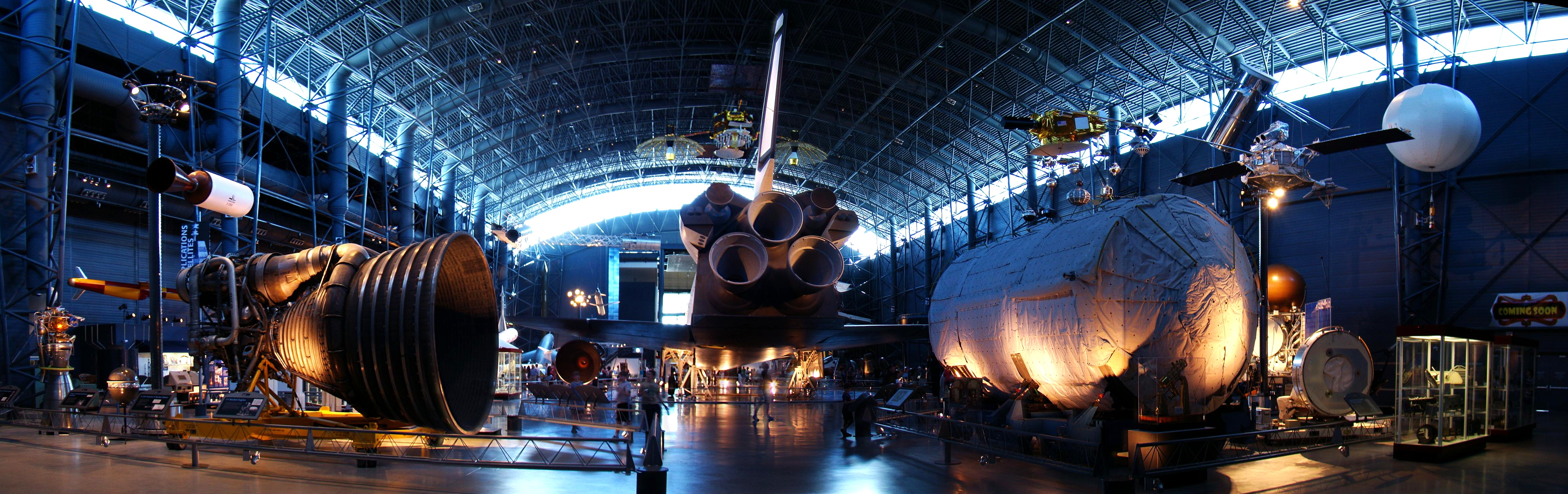 50 Beautiful Photos Of National Air And Space Museum In