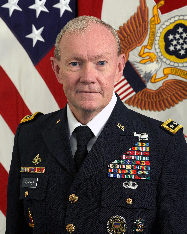 General Martin E. Dempsey CSA