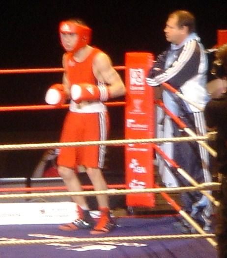 Брейкът направил от Далаклиев боксьор