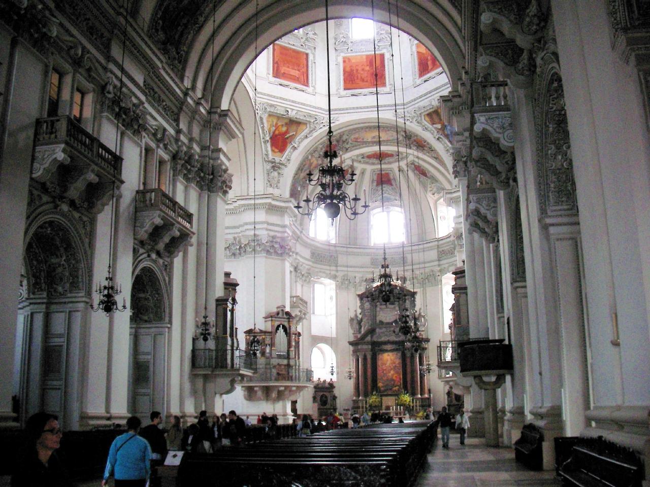 Das Herz der Salzburger Alstadt