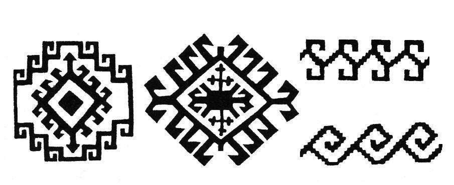 Symbol examples in literature