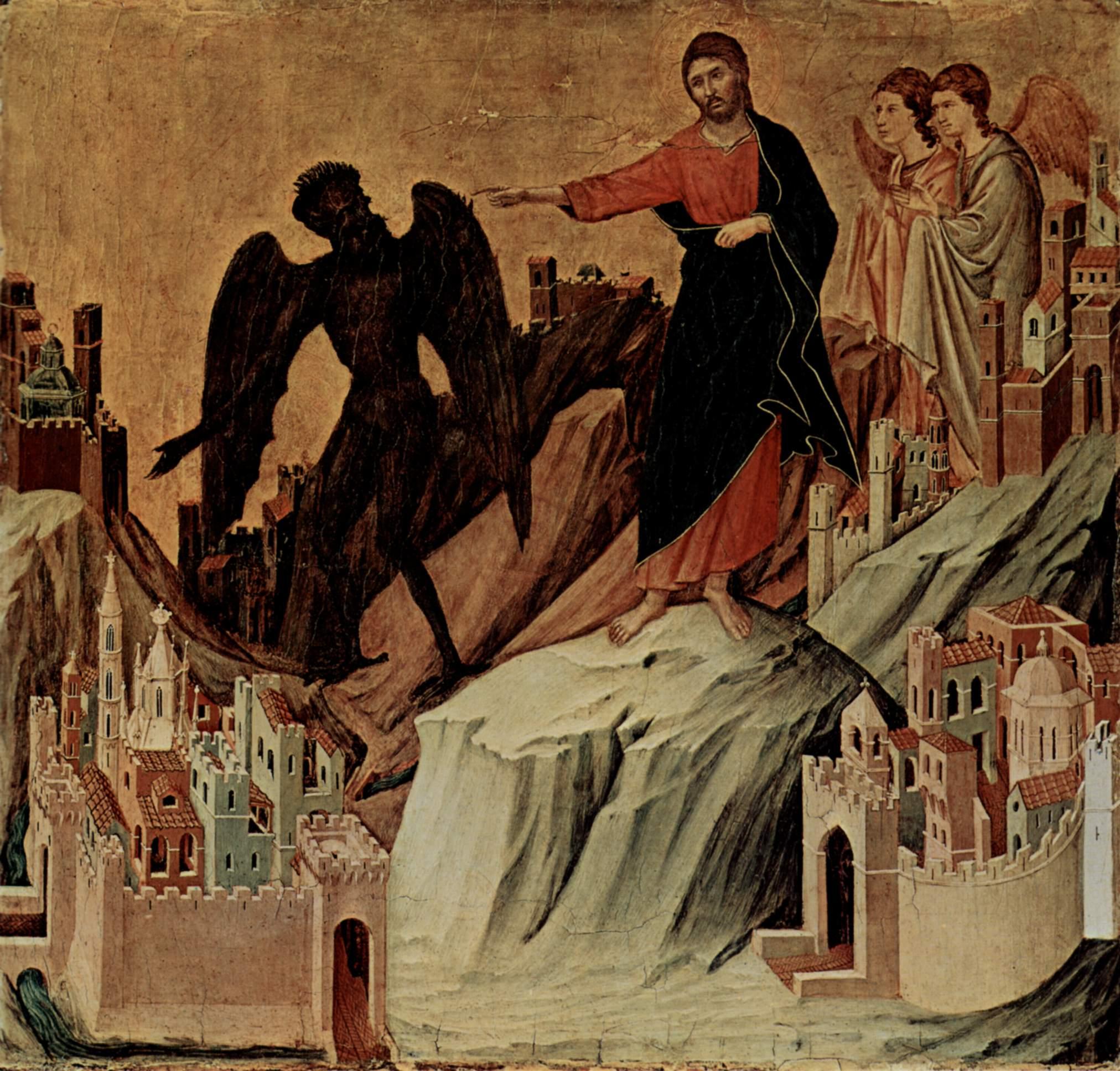Duccio [Public domain or Public domain], via Wikimedia Commons