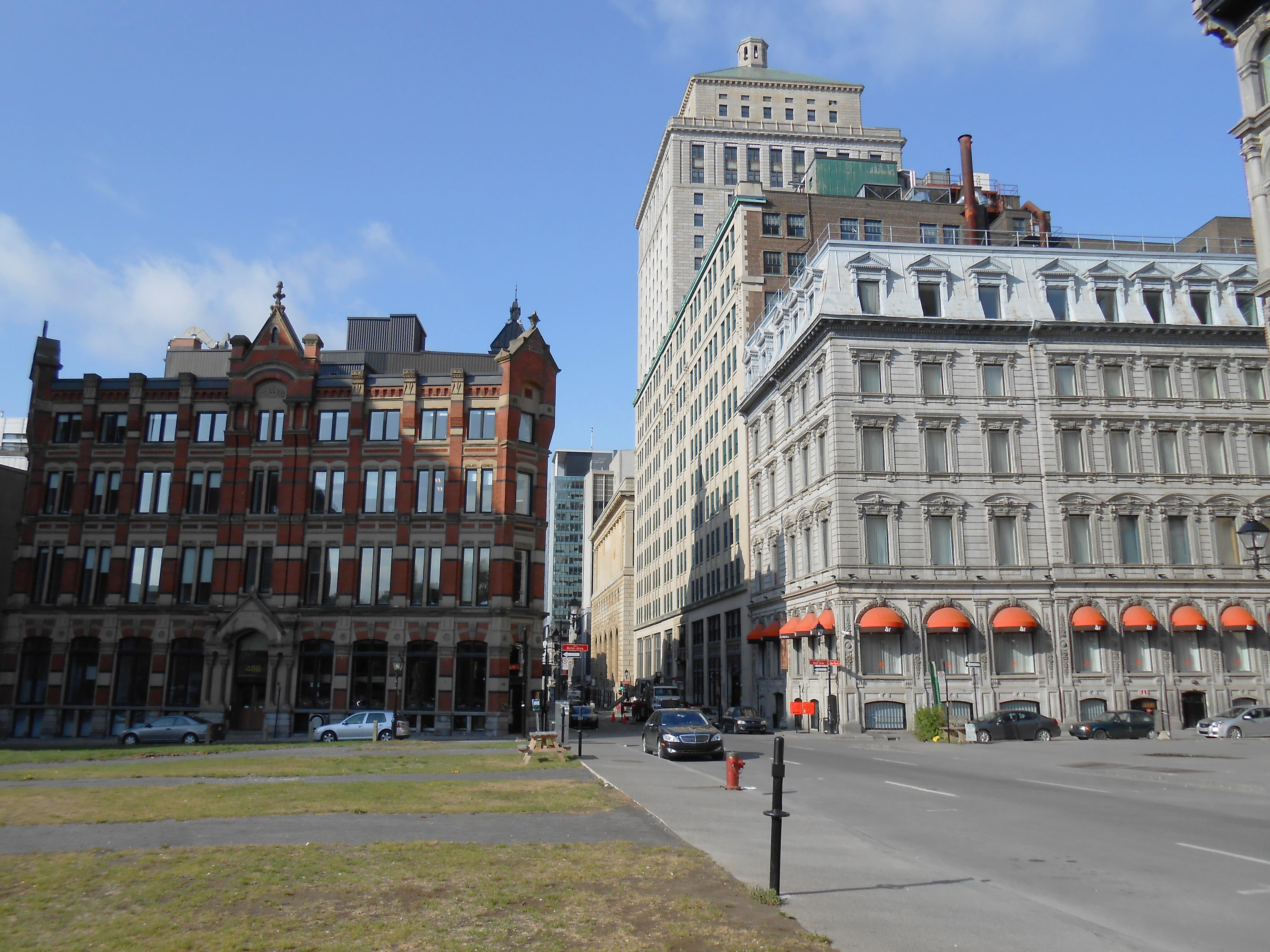 Hotel Vieux Montreal Avec Spa