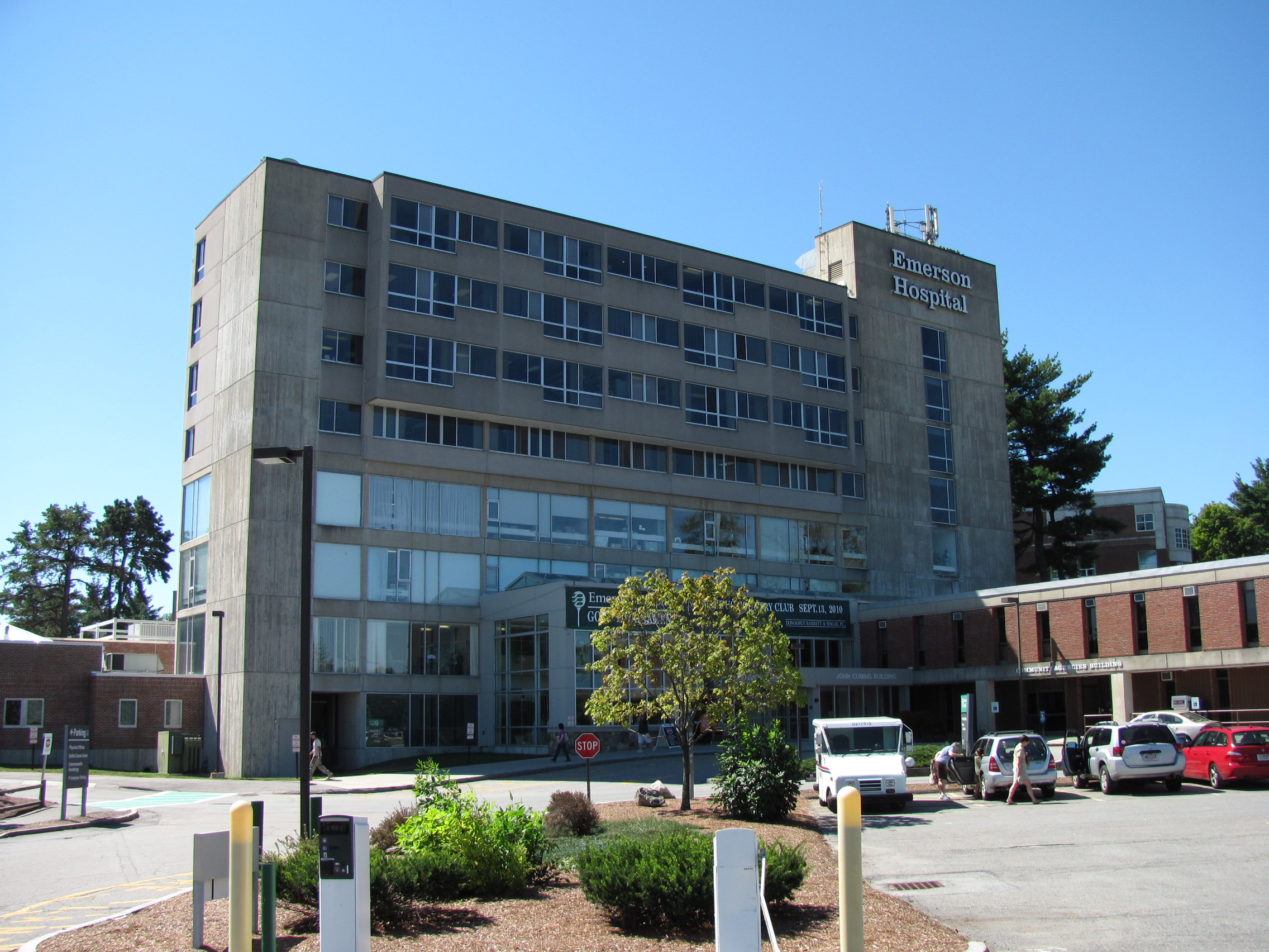 Emerson Hospital - Wikipedia