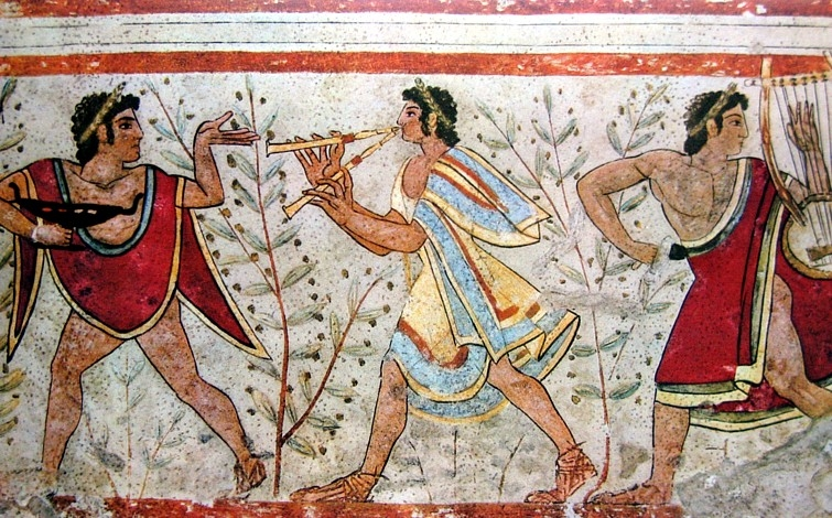 File:Etruscan Painting 1.jpg