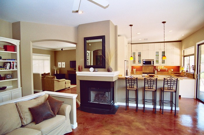 Family Room Images Entrancing Of Kitchen Family Room Design Pictures