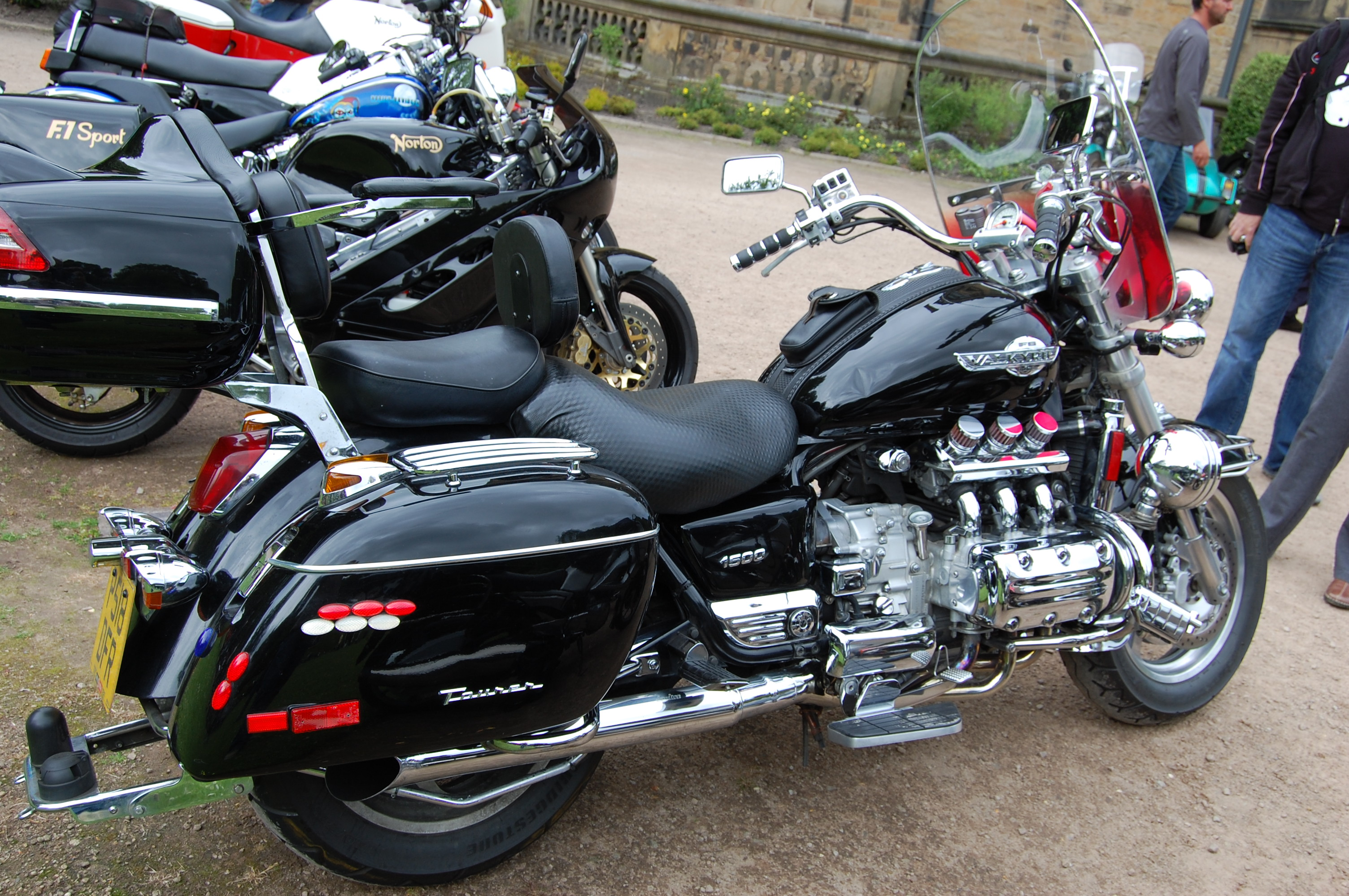 Bikes Honda Speed 1500 Cc CC SIX CYLINDER ENGINE