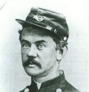 Frederick Benteen Union United States Army officer
