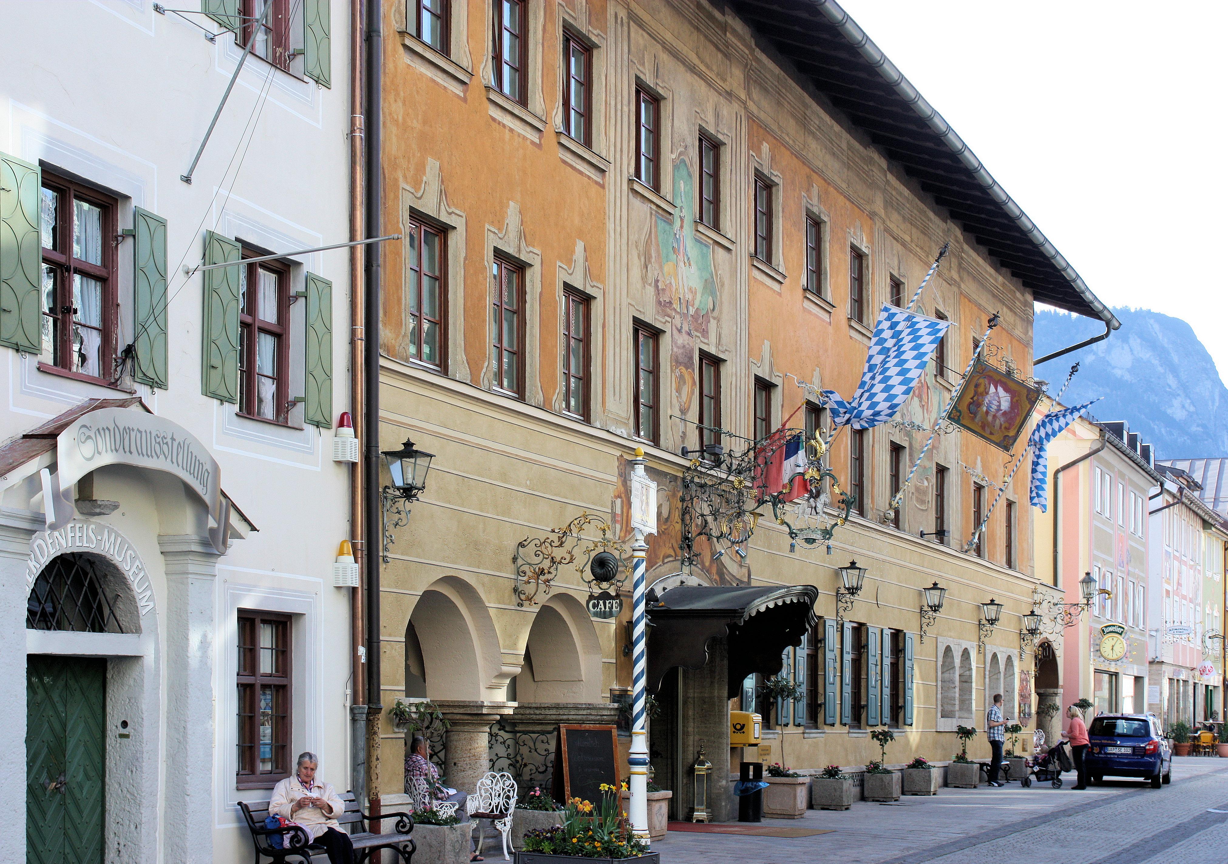 Atlas Grand Hotel Ludwigstrabe Garmisch Partenkirchen