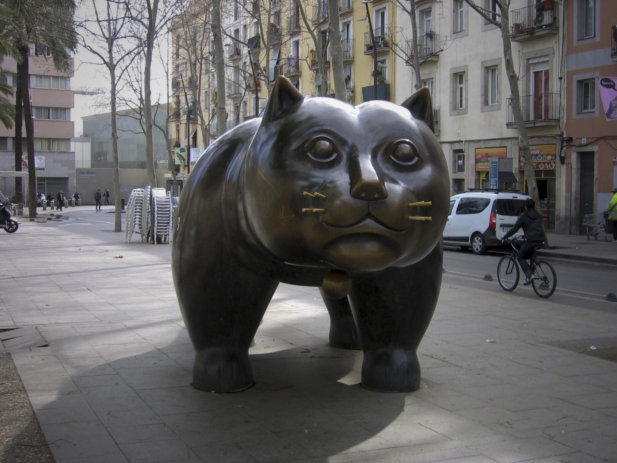 Cat Sculptures For Sale