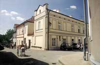 Dom rodzinny papie�a Jana Paw�a II w Wadowicach