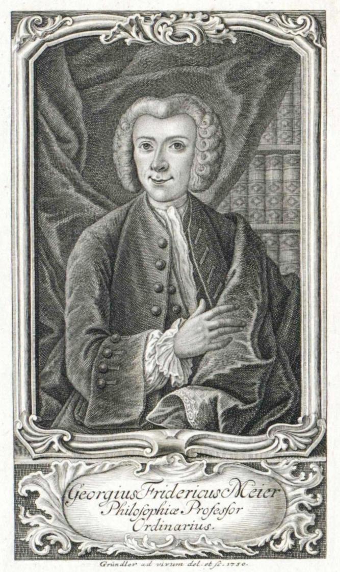 Georg Friedrich Meier