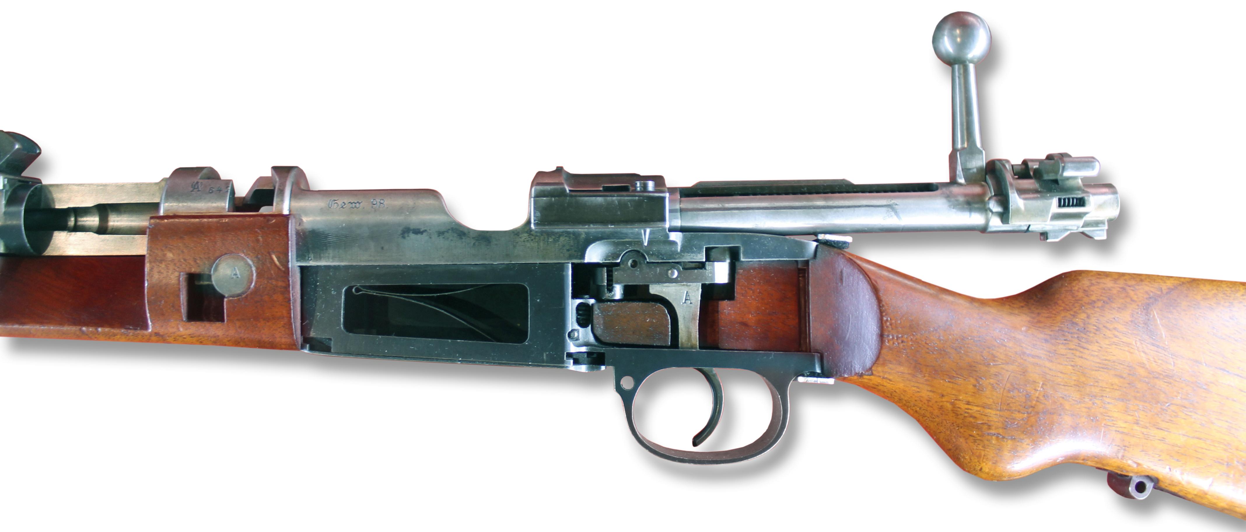 Gewehr 98 - Wikiwand