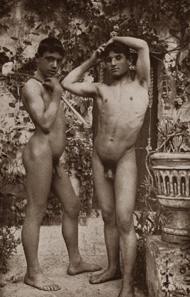 file gloeden wilhem von 1856 1931   two boys sicilianboys p 28