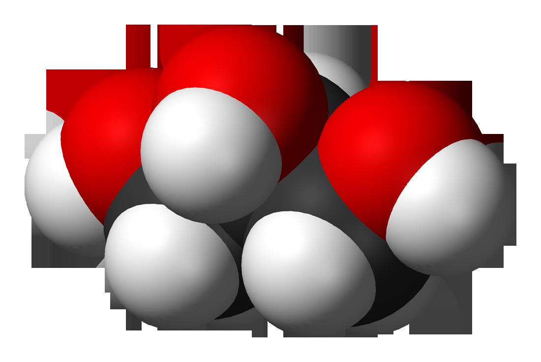 Glycerol-3D-vdW