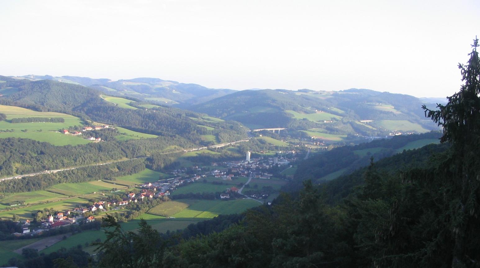 Bucklige Welt (Niederösterreich)