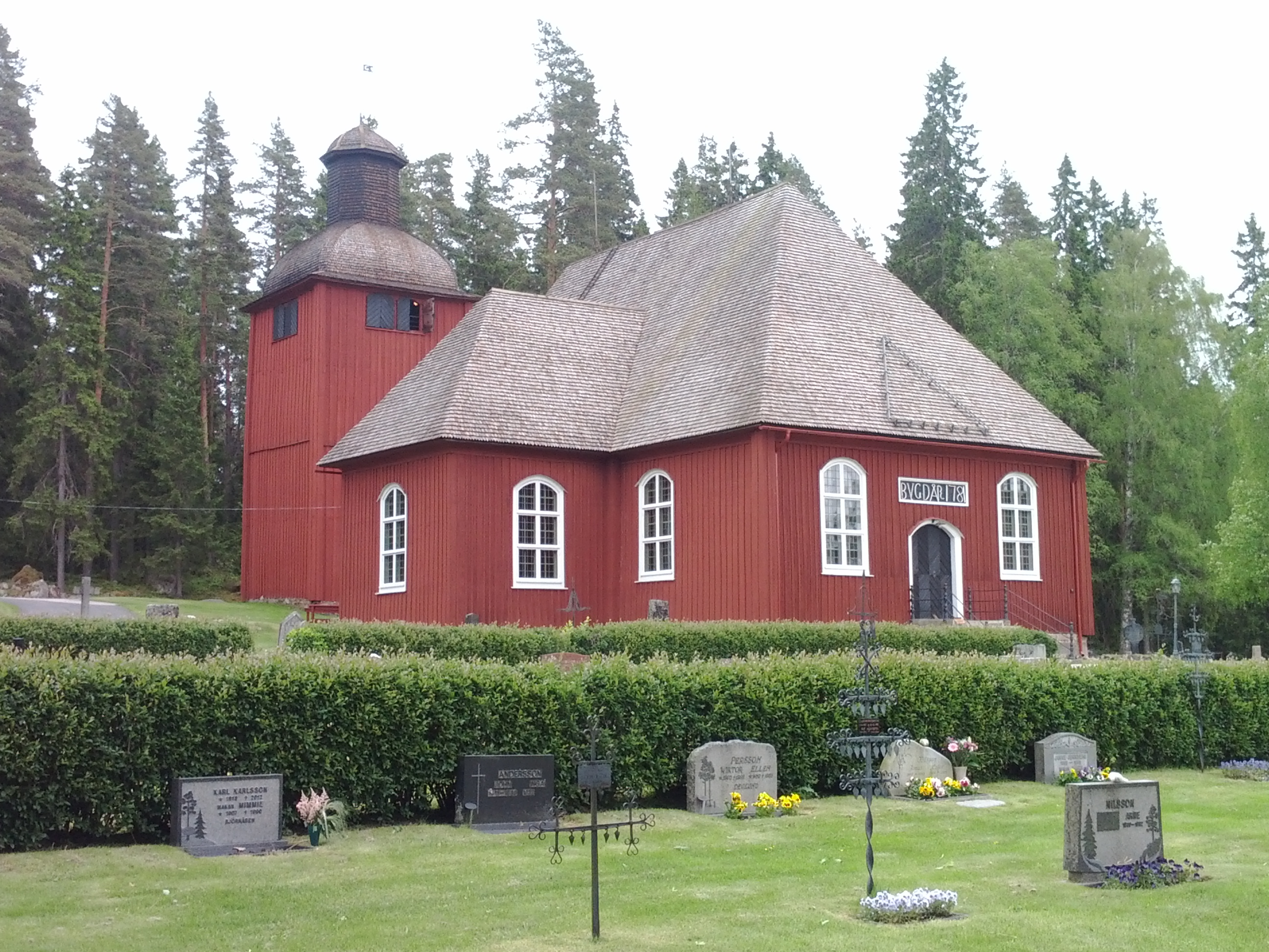 Gustav Adolfs kyrka | Visit Hagfors