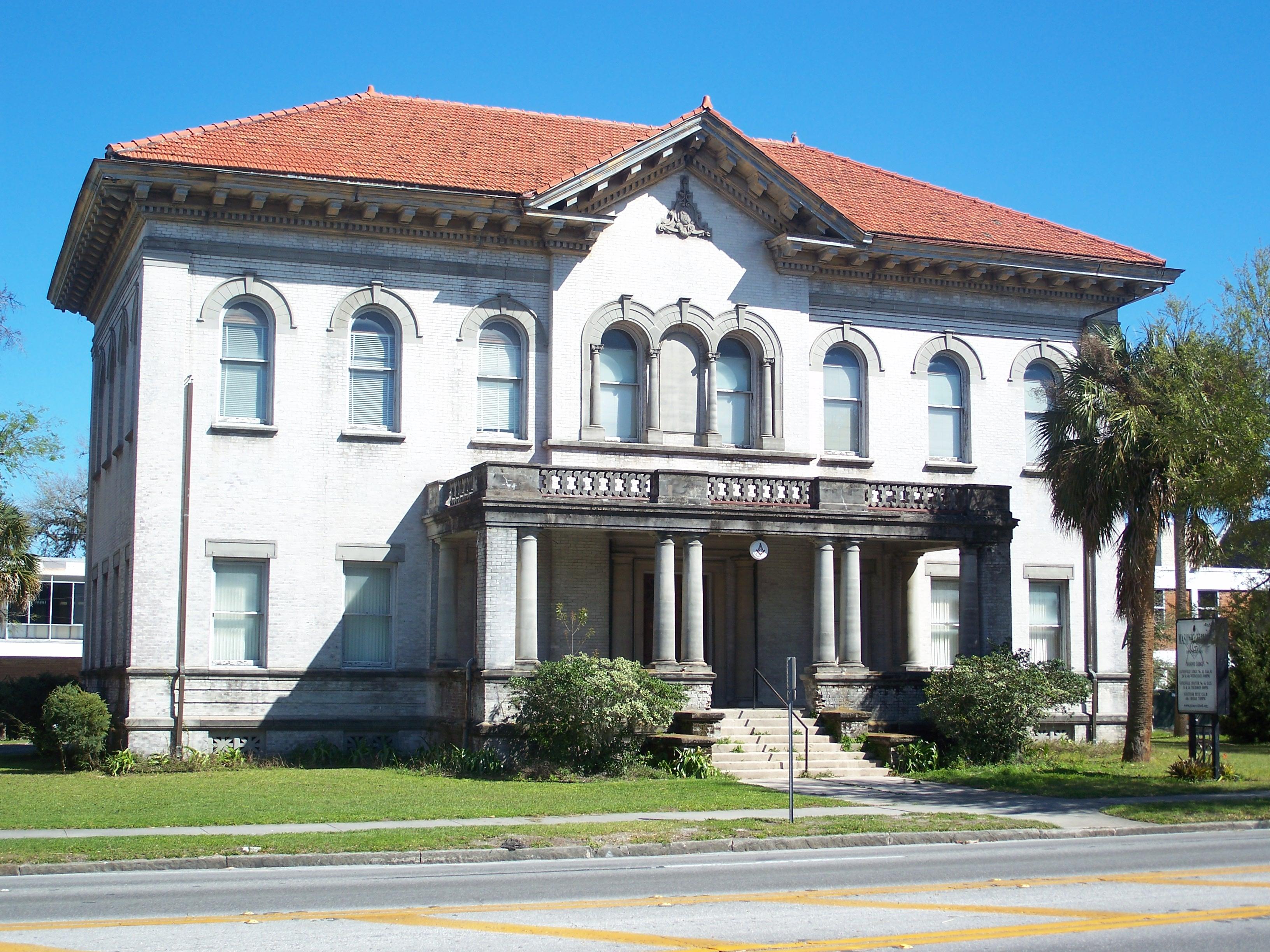 Masonic Temple (Gainesville, Florida) - Wikipedia