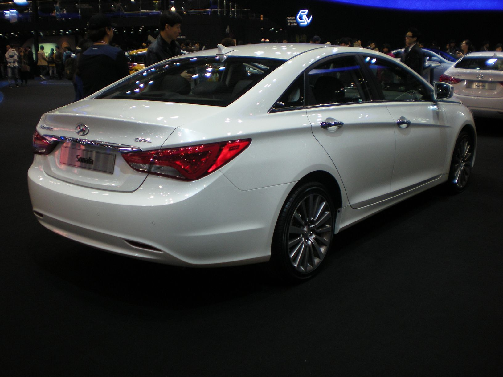 2013 hyundai sonata se 2 0t 4dr sedan 6 spd shiftronic w od. Black Bedroom Furniture Sets. Home Design Ideas