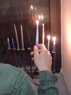 Hanukkah brooklyn 2008