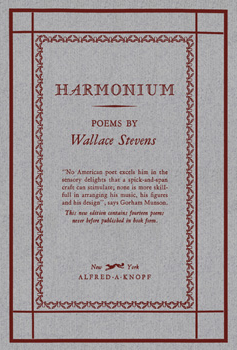 Harmonium (poetry collection) - Wikipedia