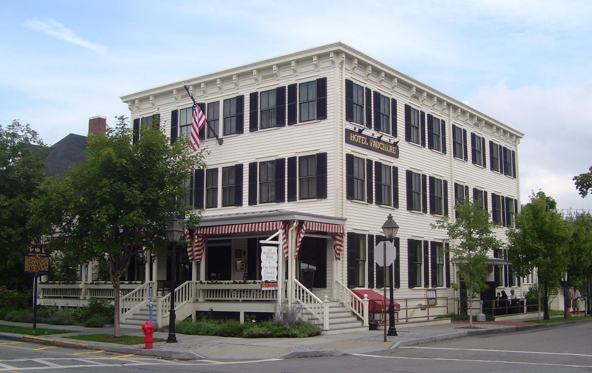 Historic New York Hotels
