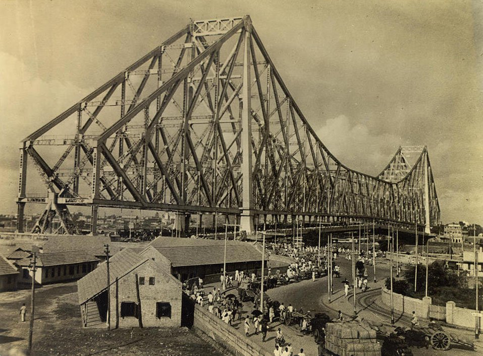 Howrah in the past, History of Howrah
