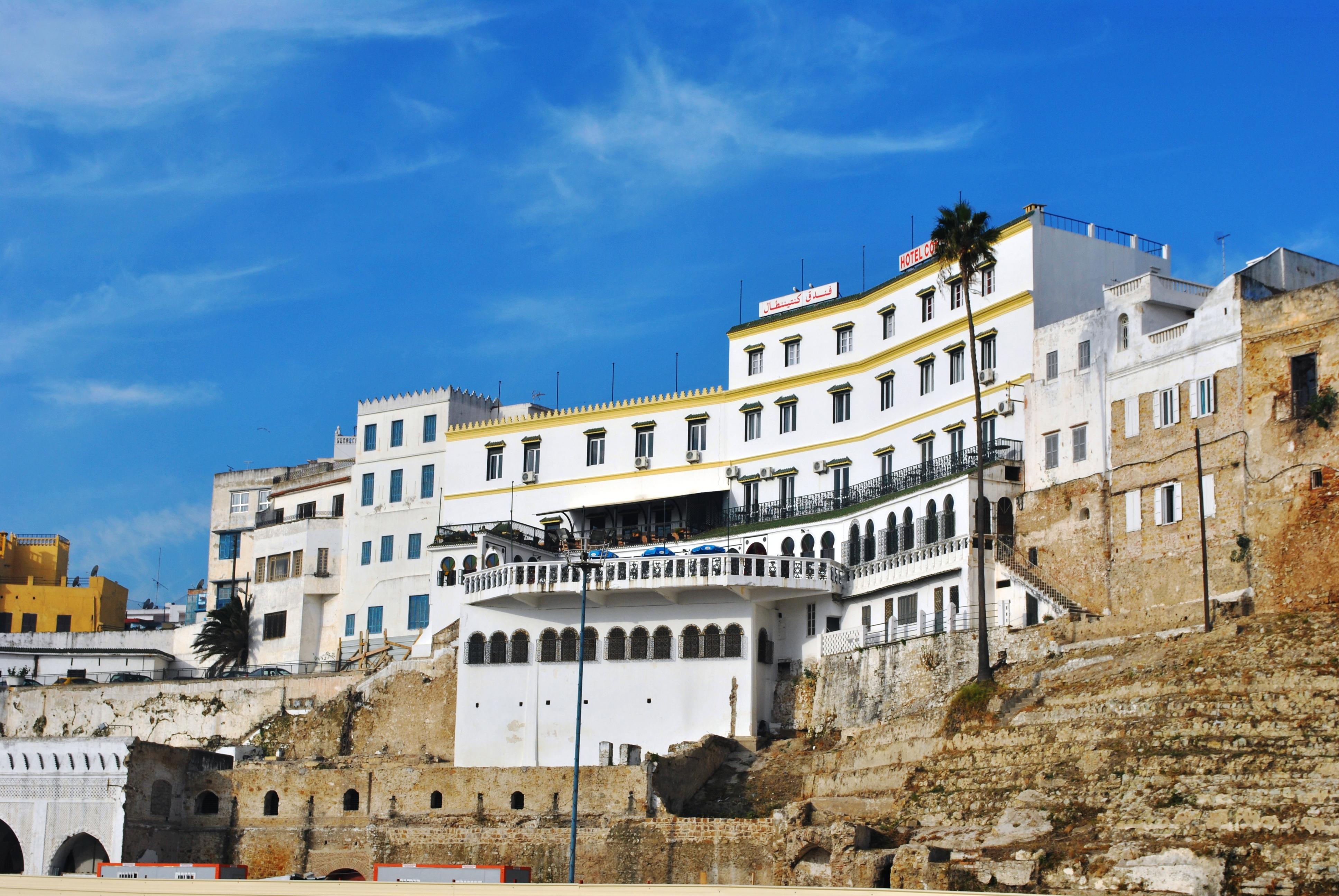 Tangiers Casino History