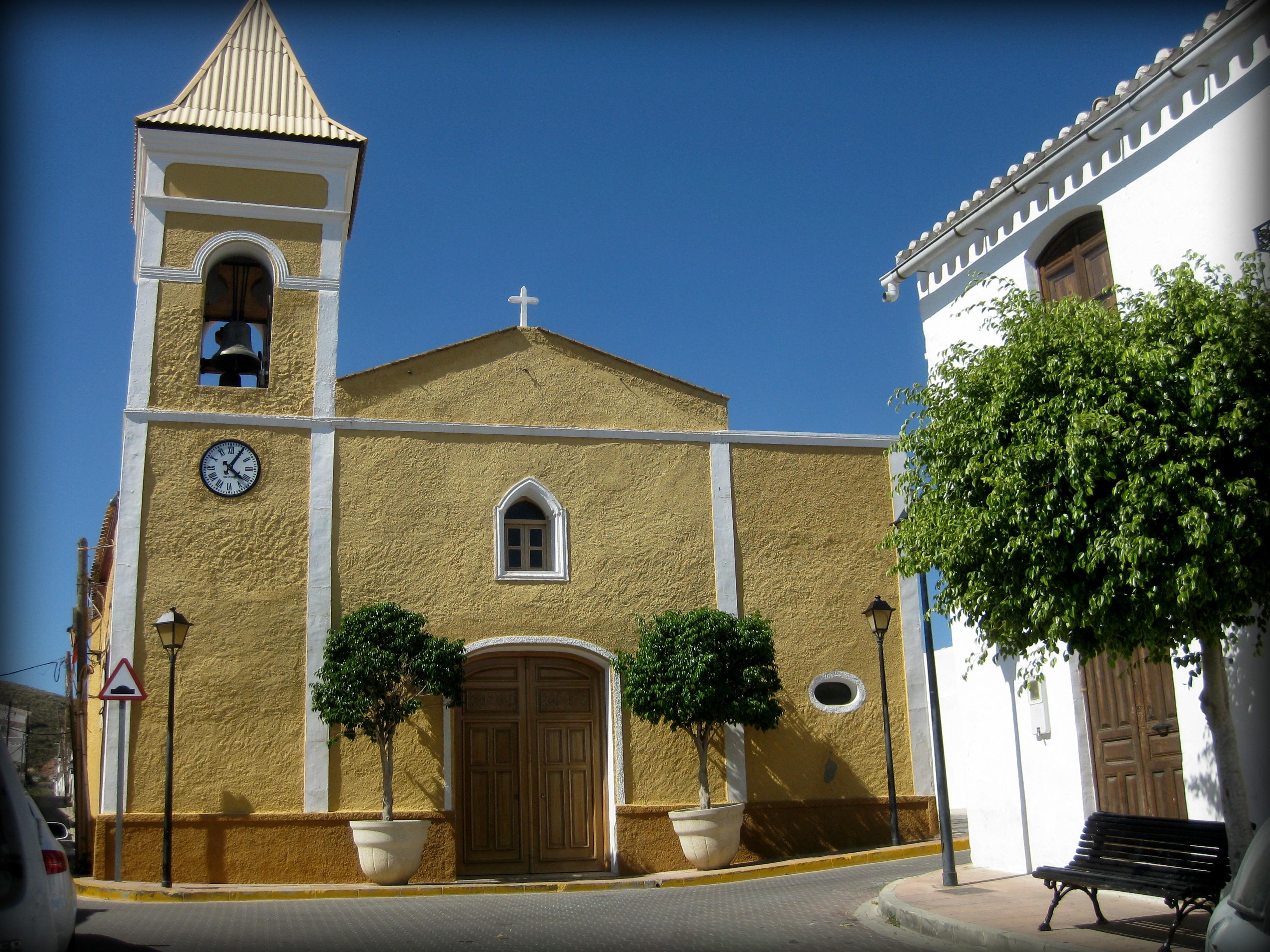 Iglesia de San José, Los Gallardos