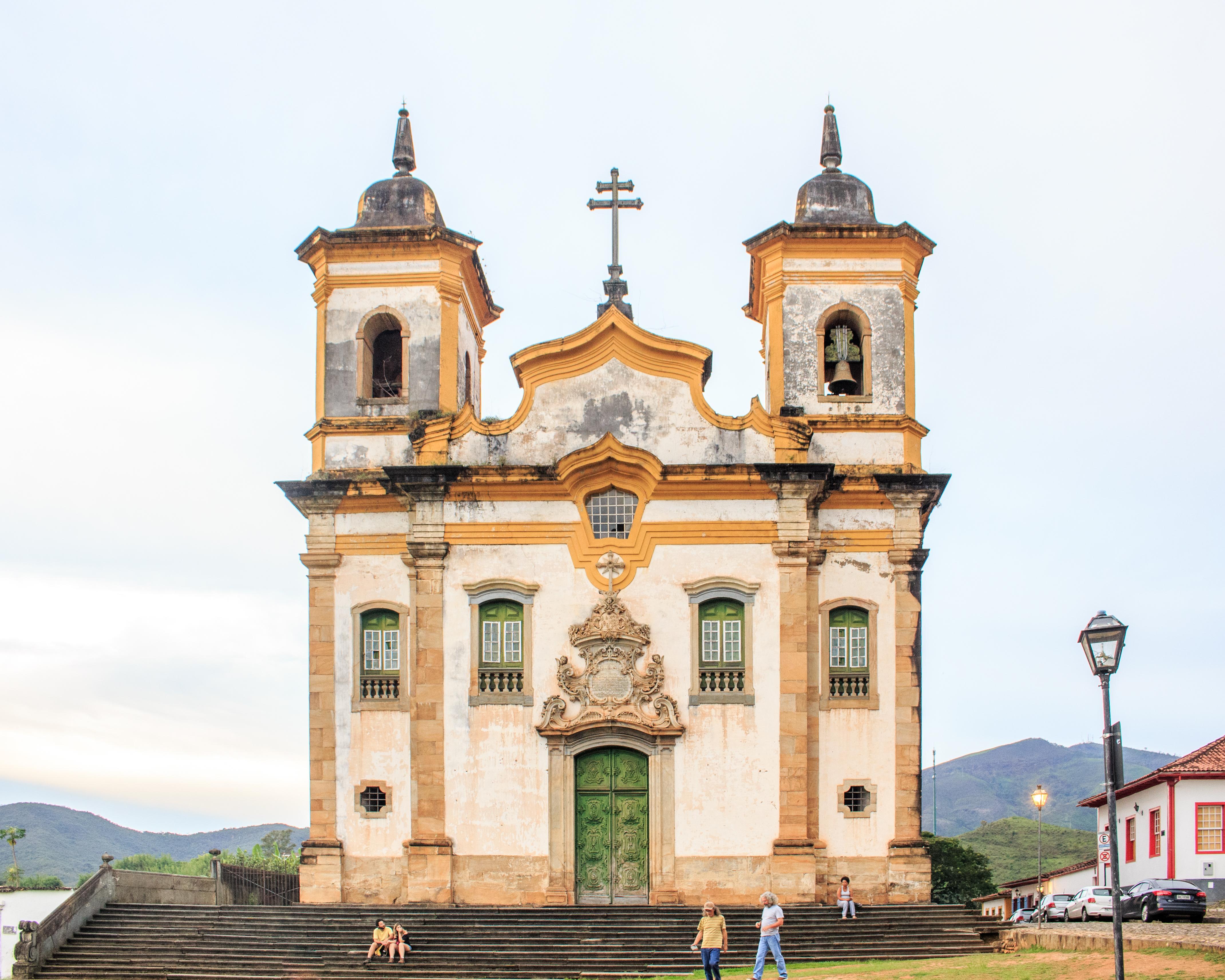 File Igreja Sao Francisco De Assis Mariana Por Rodrigo Tetsuo