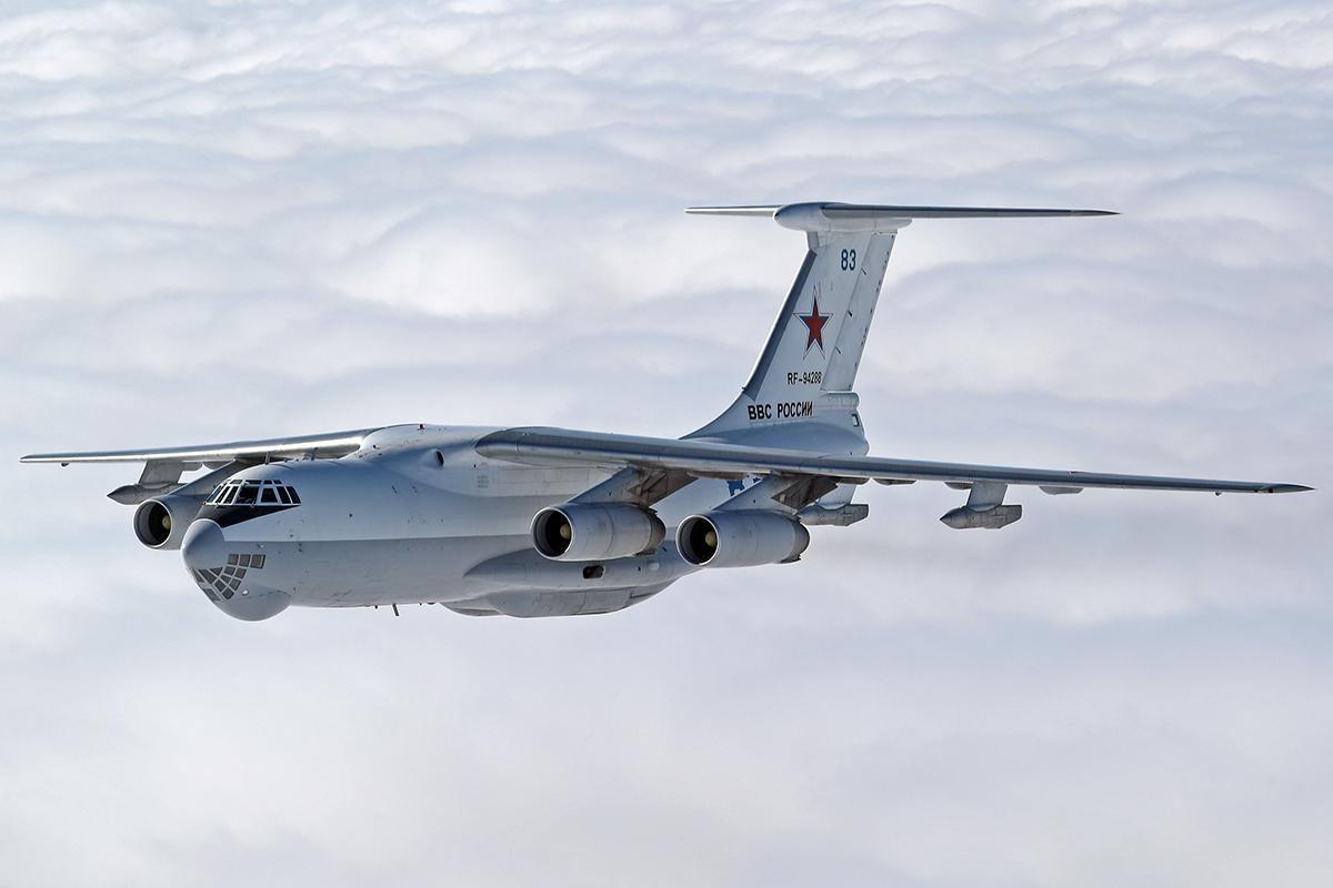 Картинки по запросу Ил-78МКИ