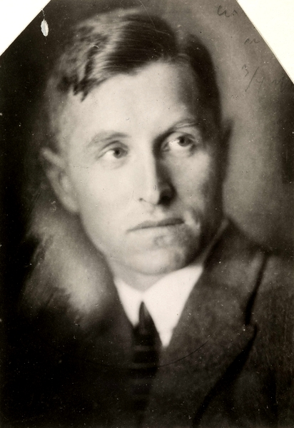 Ingvald Smith-Kielland, c. 1933