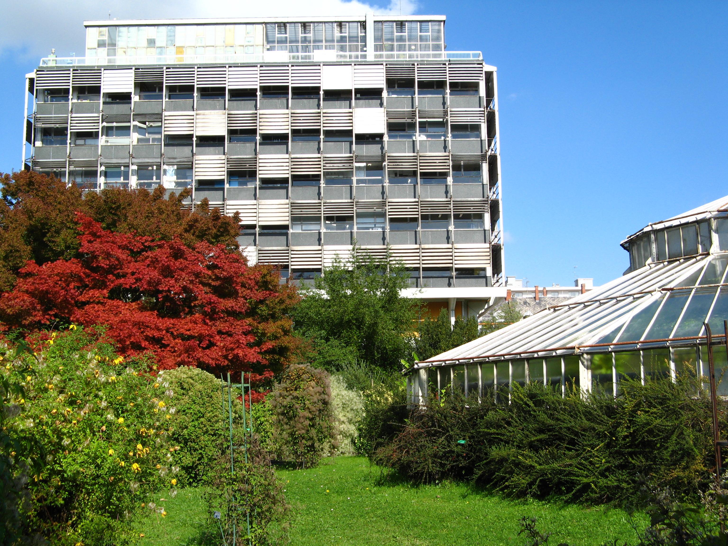 Jardin botanique de l Université de Strasbourg
