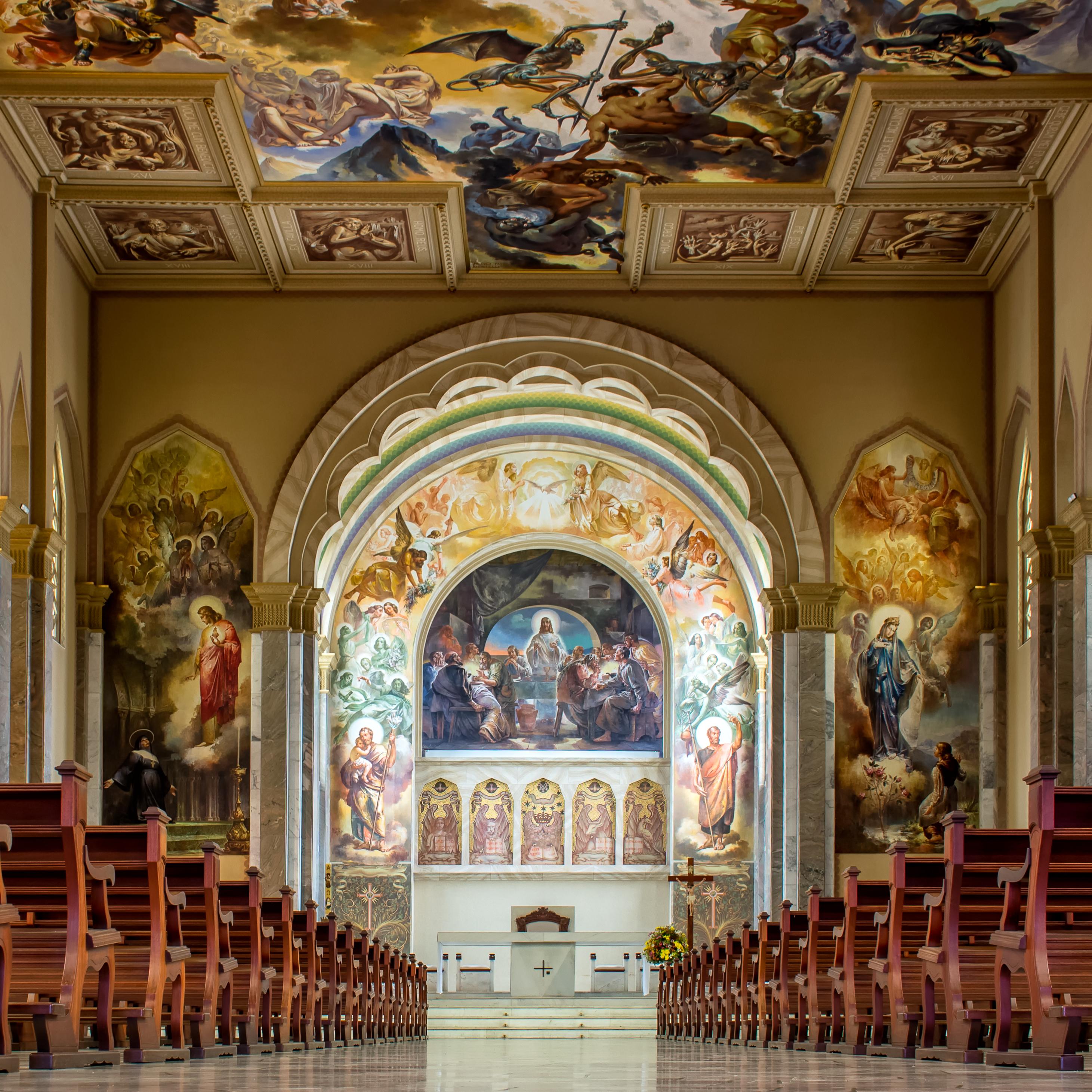 Resultado de imagem para igreja sao pelegrino caxias do sul