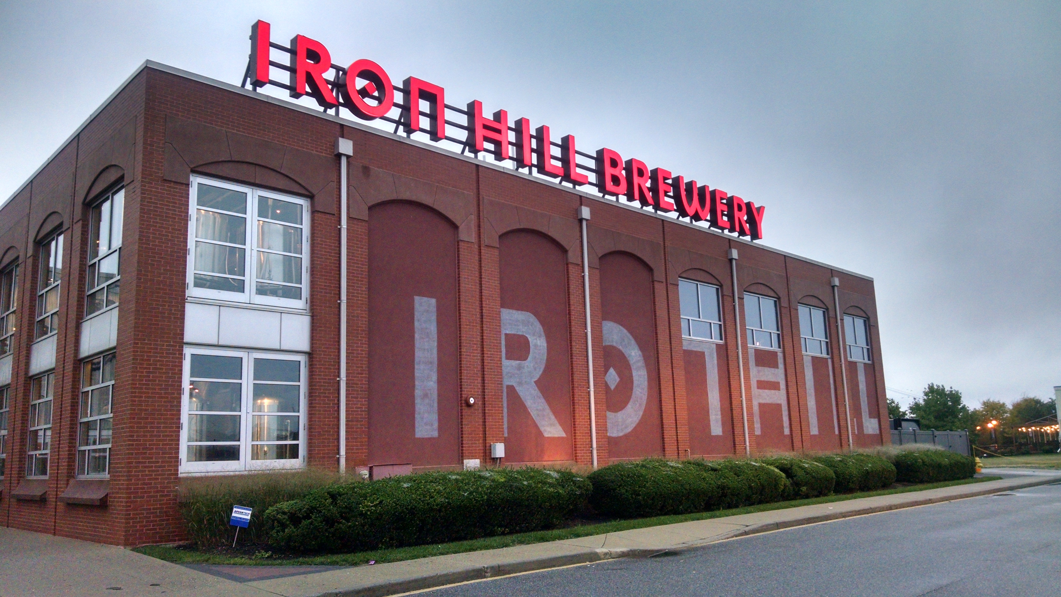 Iron Hill Brewery Restaurant North Wales Pa