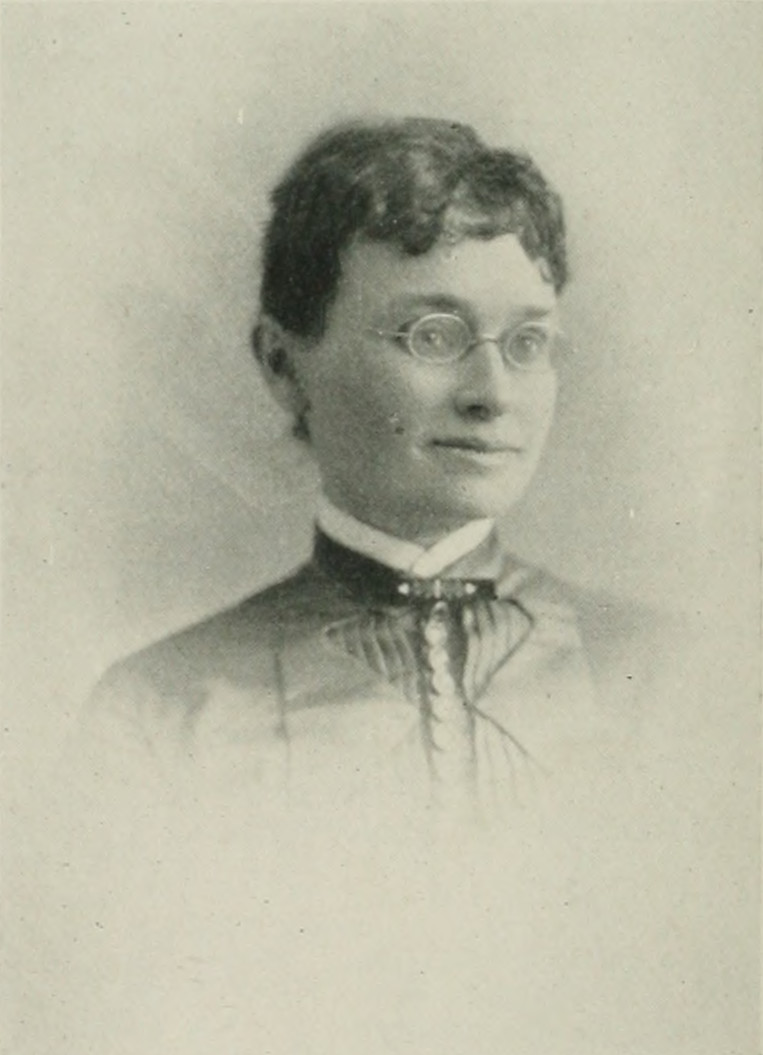 JOSEPHINE KIRBY WILLIAMSON HENRY A woman of the century (page 382 crop).jpg