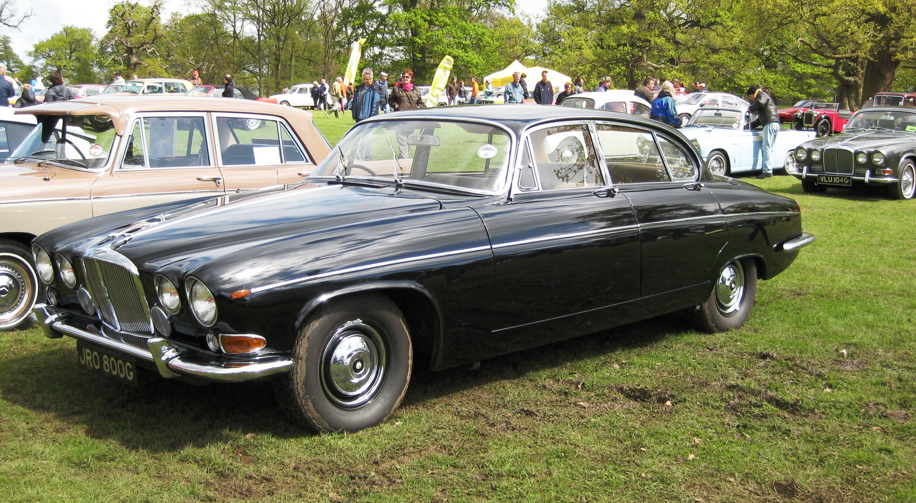file:jaguar 420g reg april 1969 4235 cc overlookedjaguar 420