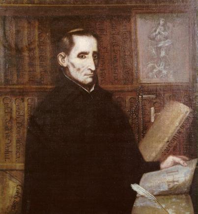 Juan Eusebio Nieremberg.