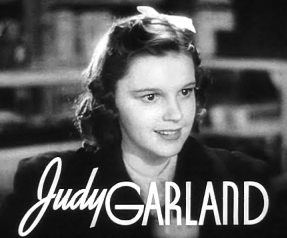 Garland in Love Finds Andy Hardy (1938) Judy Garland in Love Finds Andy Hardy trailer.jpg